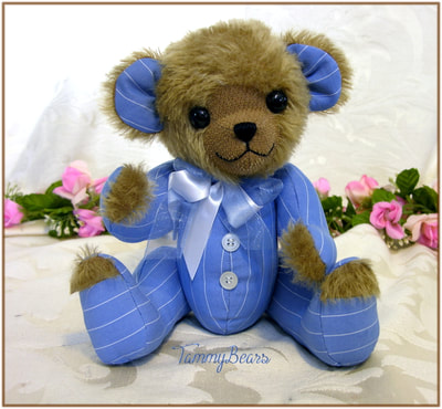 Memory Bears Made From Loved Ones Clothing Tammybears